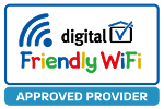 Friendly WiFi Approved Provider logo